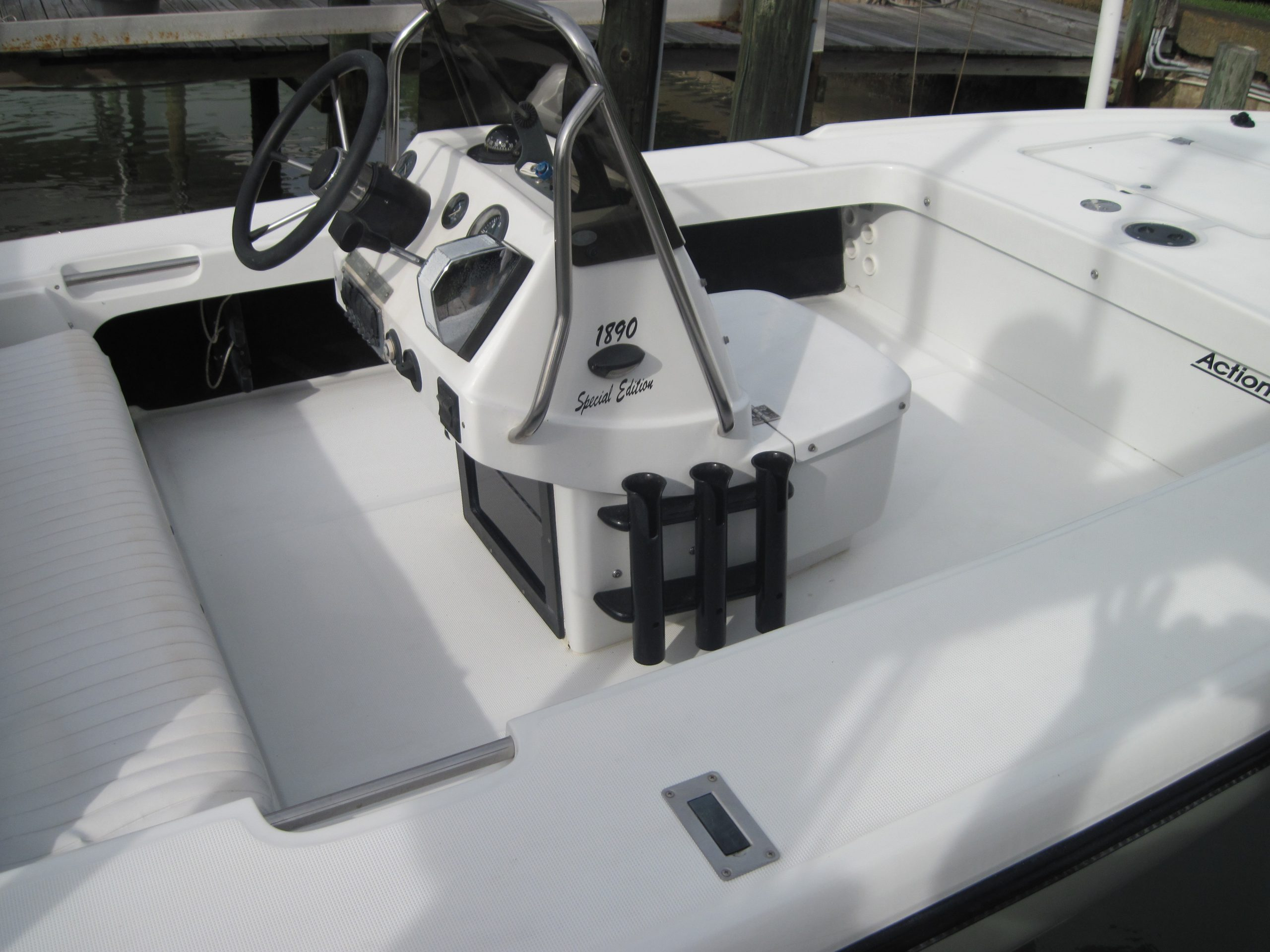 Boat Detailing, Clearwater, Fl