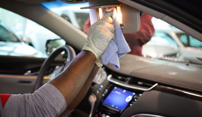 Auto Detail Packages Tampa
